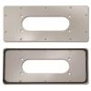 Фланец для СЕ с перфорацией, тип 1 (330 x 100 мм), R5FPCE01, ДКС