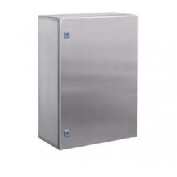 Навесной шкаф CE из нержавеющей стали (AISI 304), 1000 x 600 x 300мм, без фланца, R5CEB10631, ДКС