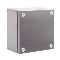 Сварной металлический корпус CDE из нержавеющей стали (AISI 304), 400 x 200 x 80 мм, R5CDE42801, ДКС