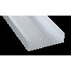 Лоток перфорированный 100х50х3000, 0,8 мм, AISI 304, ISL510C, ДКС