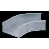 Угол горизонтальный 45°, 75х30, 1,5 мм, AISI 316L, ISCM307K, ДКС