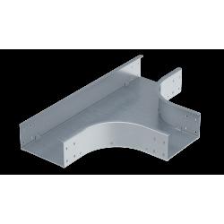 Ответвитель Т-образный, 450х100, 1,5 мм, AISI 304, ISTM1045KC, ДКС