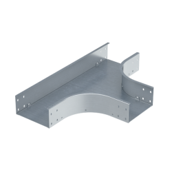 Ответвитель Т-образный, 500х100, 1,5 мм, AISI 304, ISTM1050KC, ДКС