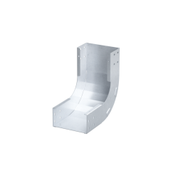 Угол вертикальный внутренний 90°, 500х80, 0,8 мм, AISI 304, ISIL850KC, ДКС