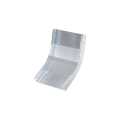 Угол вертикальный внутренний 45°, 500х100, 1,5 мм, AISI 304, ISKM1045KC, ДКС