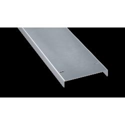 Крышка прямого элемента, осн. 75, L 3000, толщ. 1,5 мм, AISI 304, IKSM3075C, ДКС
