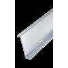 Перегородка листового лотка, H100, нерж. сталь AISI 316L, ISPH10, ДКС