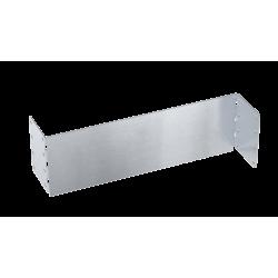 Редукция, переходник, 400х30, нерж. сталь AISI 304, IR340C, ДКС