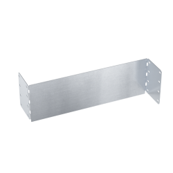 Редукция, переходник, 400х50, нерж. сталь AISI 304, IR540C, ДКС