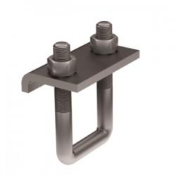 Крепеж к металлическим балкам IBMH-10, L 120 мм, AISI 316L, IBMH2010, ДКС