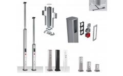 Алюминиевые колонны BIS