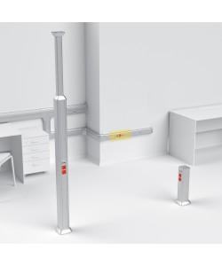 In-Liner AERO. Система алюминиевых кабельных коробов